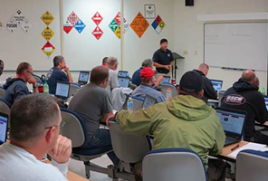 Emergency Responders from 12 States Attend Specialized Training width=
