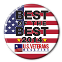 BNSF Recognized as a Best of the Best Top Veteran-Family Company